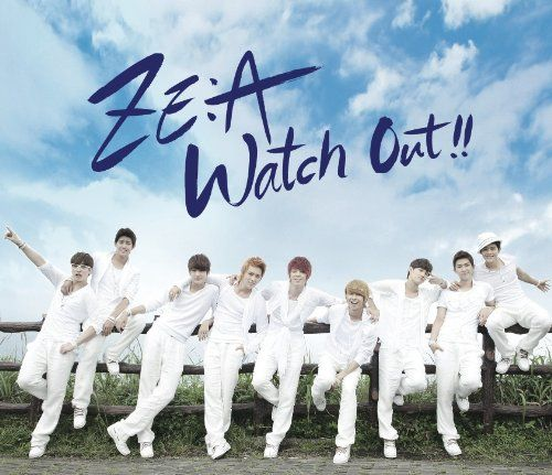 EA - Watch Out !! &#65374;&#65374; (Type-A) Japanese Single