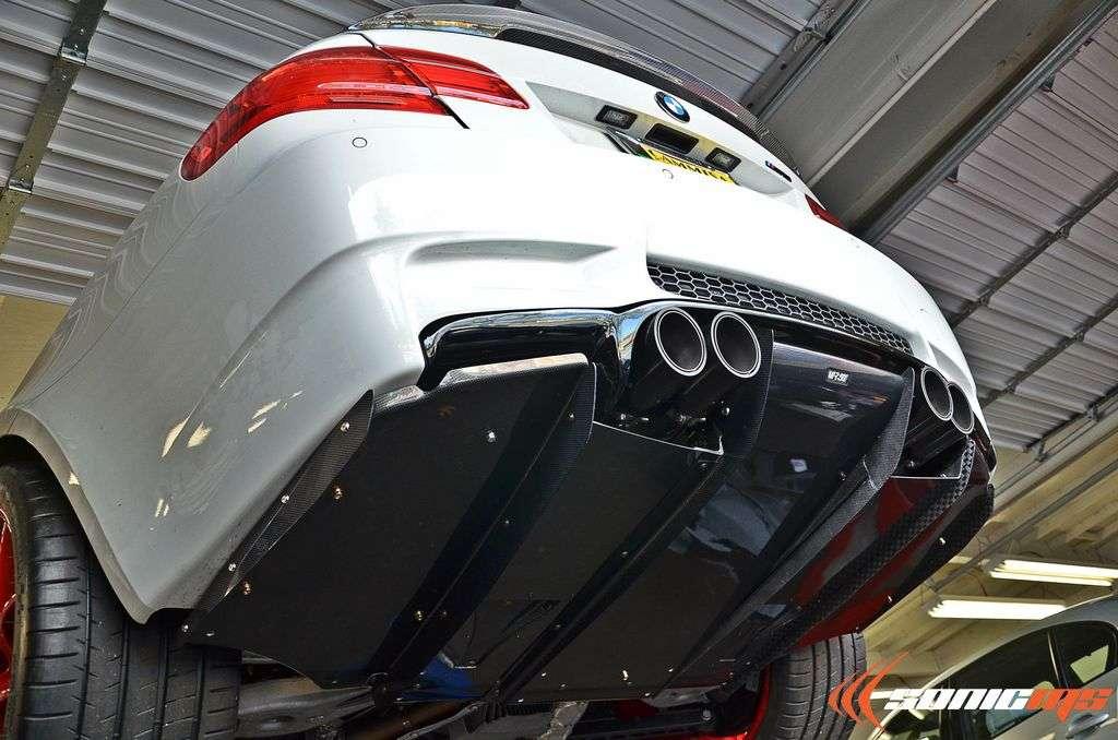 Diy Track Aero Side Splitters And Varis Rear Diffuser