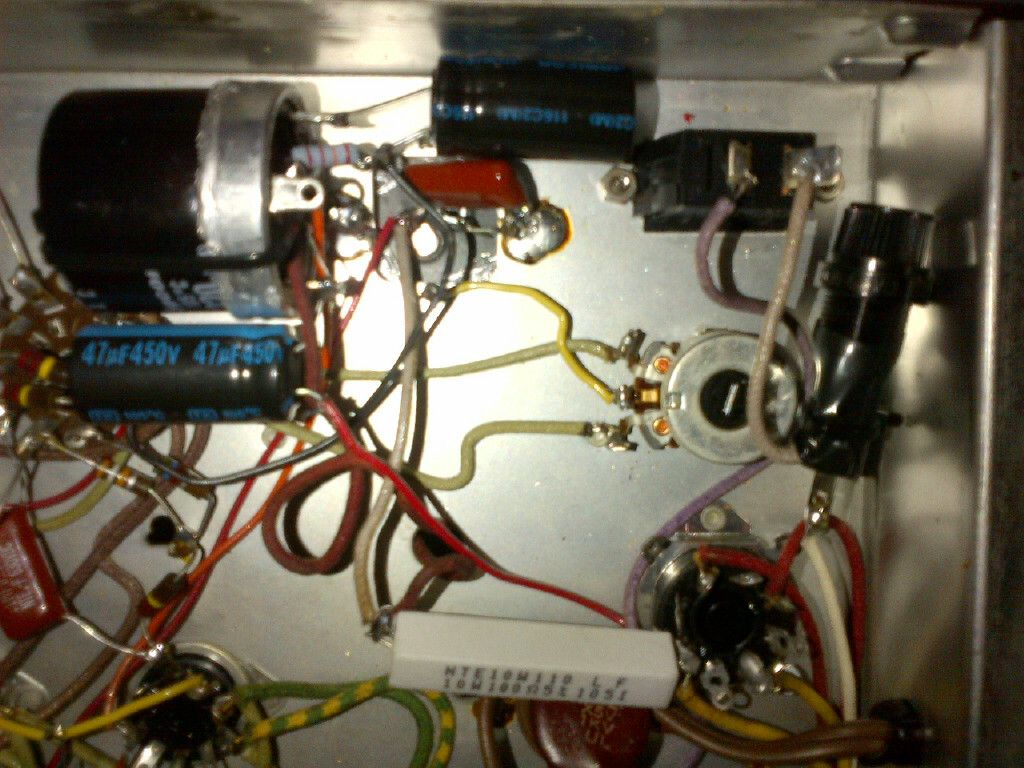 Had The Chance To Get A Magnavox Today Page 2 Audiokarma Home Plug Wiring Diagram Img