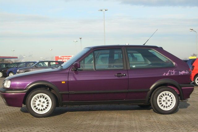 Volkswagen Polo G40 Genesis Only Cars And Cars