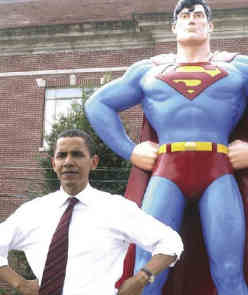 Superman Obama