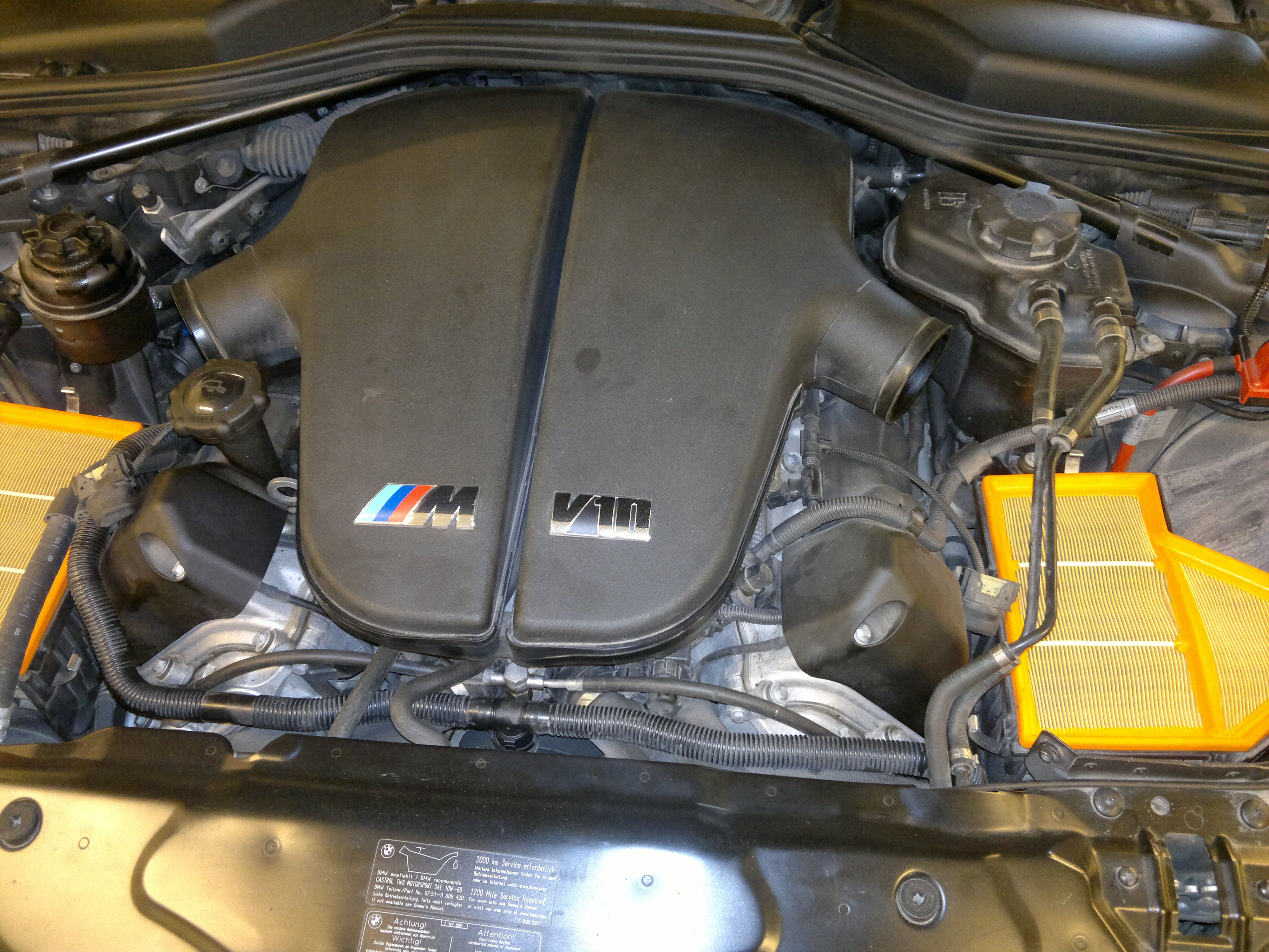 Diy Replacing Throttle Actuator Motor With Pics Bmw M5 Forum And E61 Wiring Harness Repair Kit M6 Forums