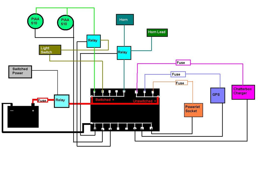 Chicago Electric Battery Charger 6v 12v Wiring Diagram ... on